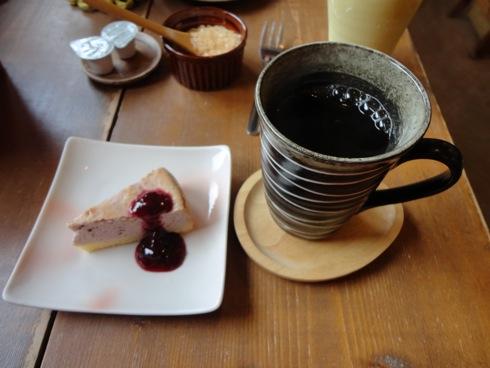 chimi cafe(チミカフェ) プチケーキとドリンク2