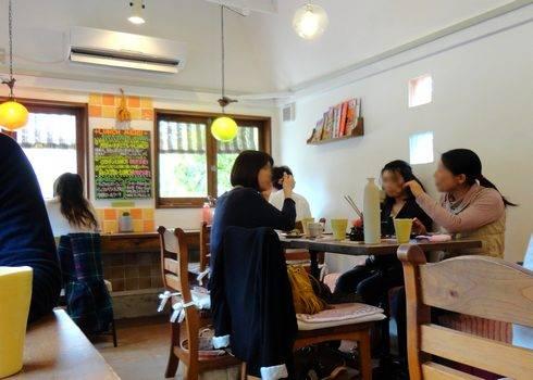 chimi cafe(チミカフェ) 店内の様子1