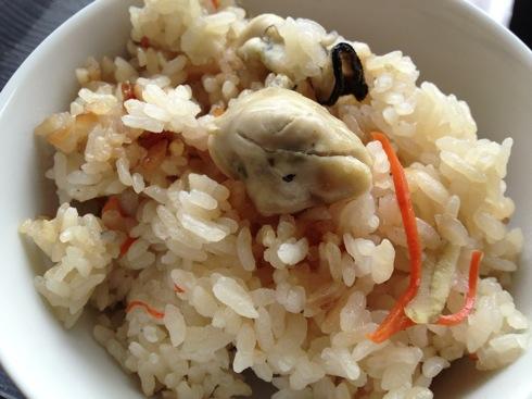 江田島 海辺の海鮮市場 かき飯