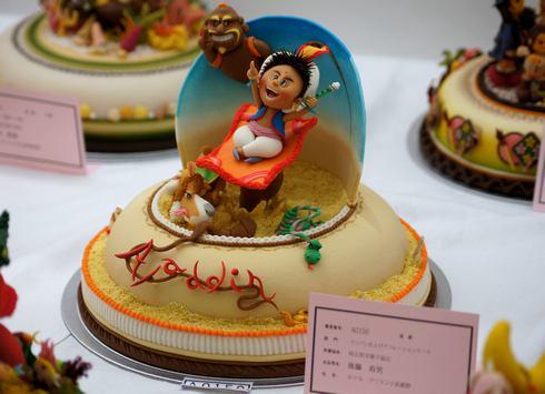 ひろしま菓子博2013 マジパン作品