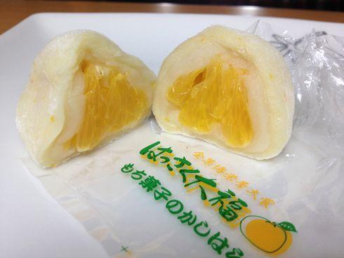もち菓子のかしはら、はっさく大福の人気店が因島から広島市に移転オープン!