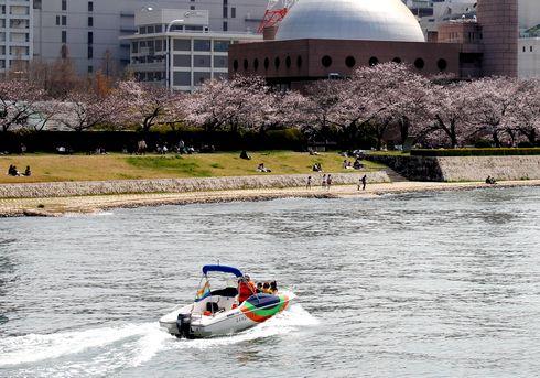 広島市 雁木タクシーの画像
