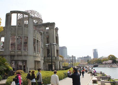 広島市 原爆ドームの画像