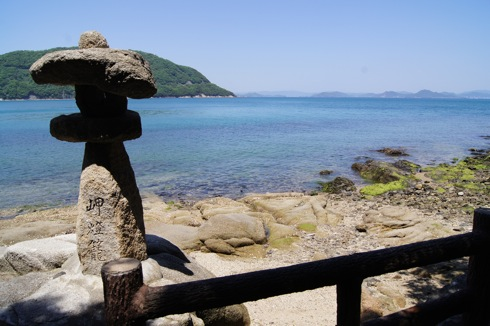 因島 地蔵鼻の周りの景色 画像2