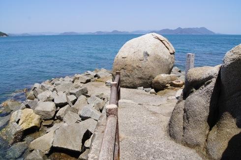 因島 地蔵鼻は恋愛成就スポット