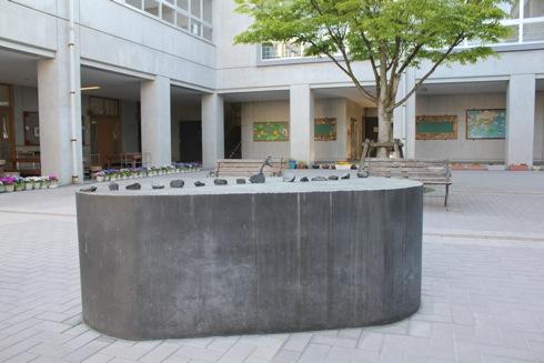 生口島 島ごと美術館 飛石