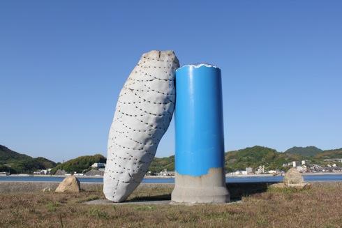 島ごと美術館 地殻