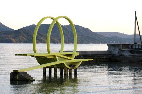生口島 島ごと美術館 ベルベデールせとだ