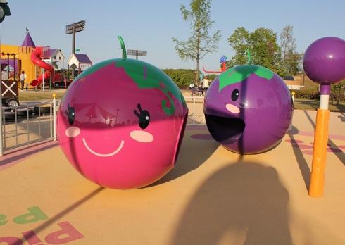 みよし運動公園 遊具の画像4