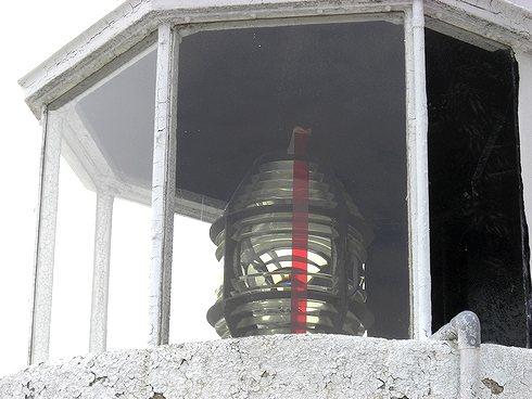 中ノ鼻灯台、大崎上島の灯台