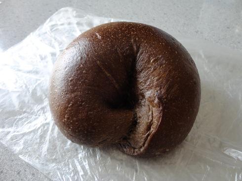 尾道 パン屋航路 チョコベーグル