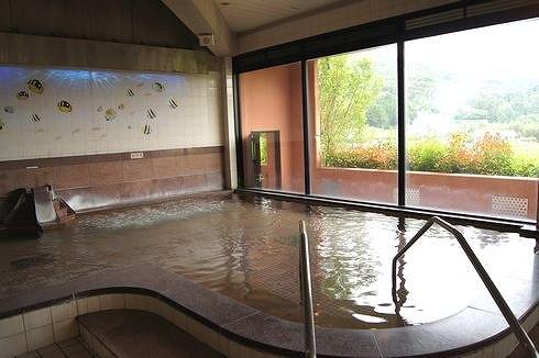 広島 アルカディアビレッジの温泉 大浴場 女湯