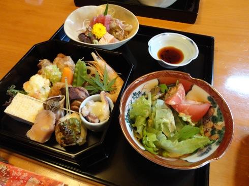 東広島 ふく政の懐石弁当