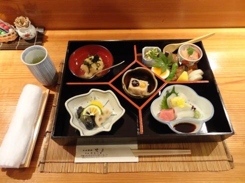 広島 児玉 ミシュランの店 料理1