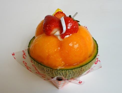 お菓子茂(OKASHIMO) めろんボールの画像1