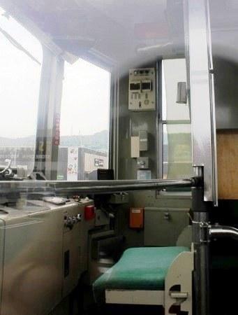 パルティフジ坂 電車の画像6