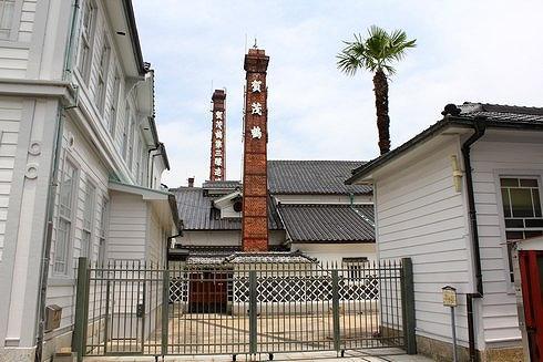 酒蔵通り、東広島市西条の町並み8