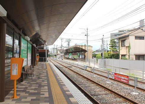 新しい 広電 廿日市駅の画像2
