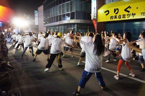 三次きんさい祭り パレードの画像3