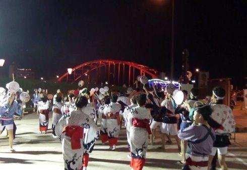 三次きんさい祭り パレードの画像7