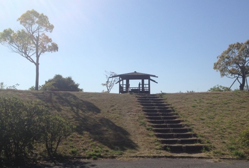 因島 白滝山の中腹展望台の画像1