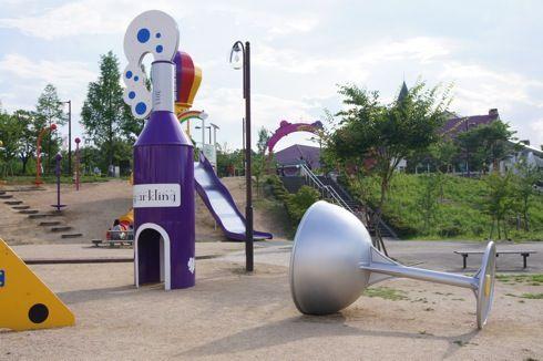 みよし運動公園 遊具の画像5