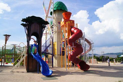 みよし運動公園 遊具の画像2