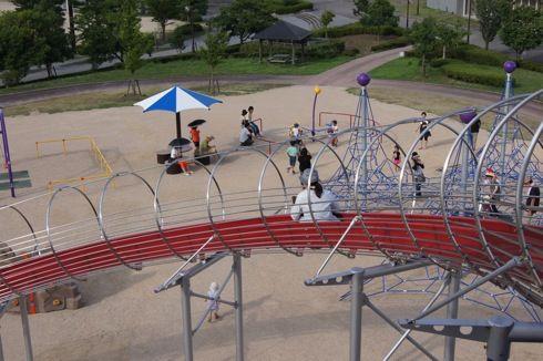 みよし運動公園 遊具の画像9
