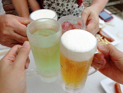 グランヴィア広島の ビアガーデン 地中海ビアテラスで優雅に「乾杯!」