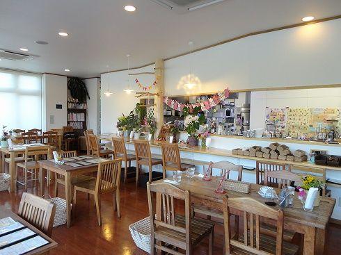 コニリア 三次カフェ 店内の様子1
