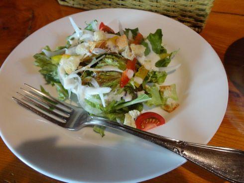 ルッツォ の前菜サラダの画像