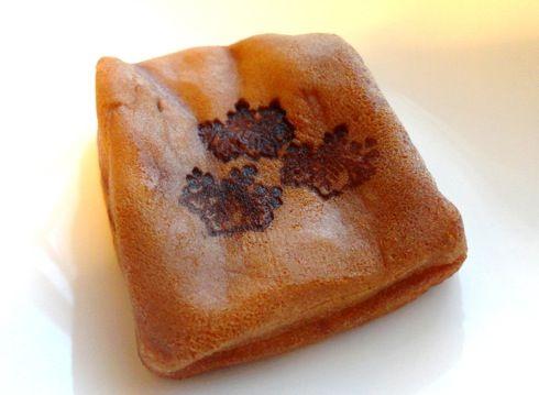桐葉菓(とうようか)、もみじ饅頭に次ぐやまだ屋の人気商品