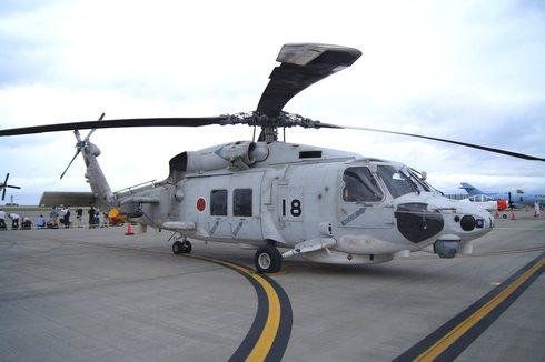 SH60K 飛行艇