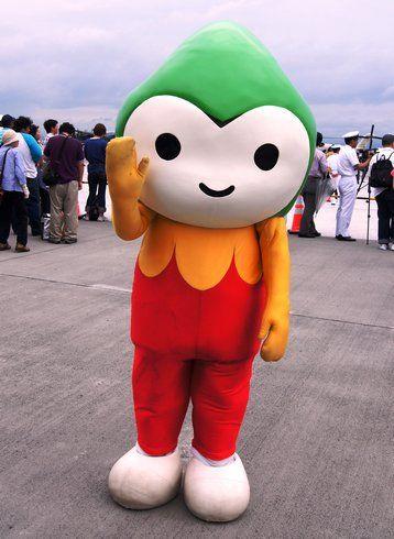 ちょるる 山口県のマスコットキャラクター