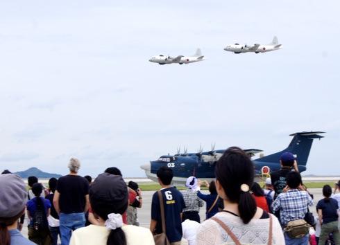 岩国航空基地祭 展示飛行の画像