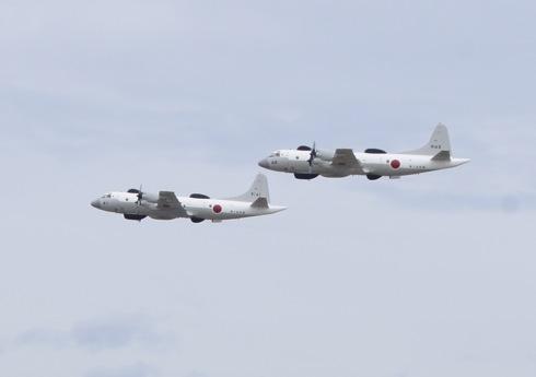 岩国航空基地祭 展示飛行の画像2