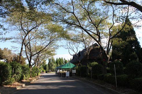 湧永庭園 入口