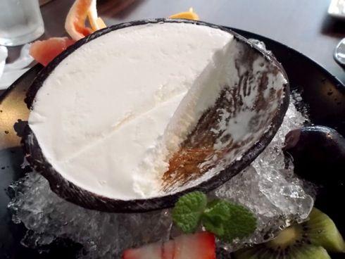 カフェ ガルリ ココナッツアイスの画像2