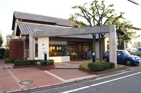 神楽、広島の和菓子店 外観
