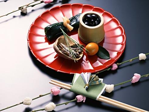 おせちを食べるマナー、一つひとつに意味がある和食の世界