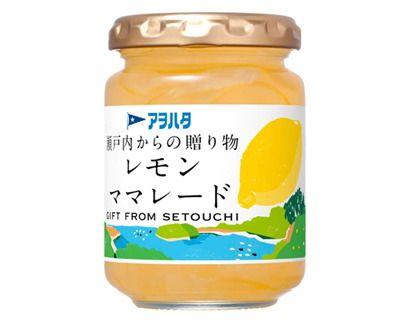 アヲハタ、レモンママレード