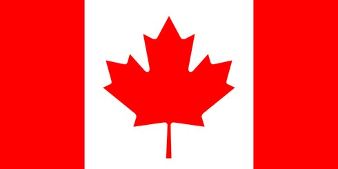 カエデは、カナダの国旗にも描かれている