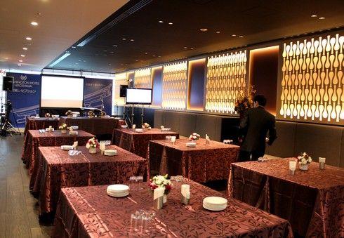 広島ワシントンホテル レストラン