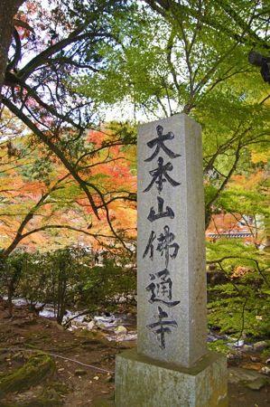 佛通寺 紅葉の画像9