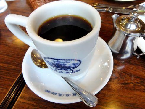 尾道浪漫珈琲 本店 ブレンドコーヒー
