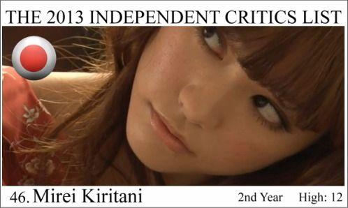 2013年 世界で最も美しい顔100人一覧 46位画像