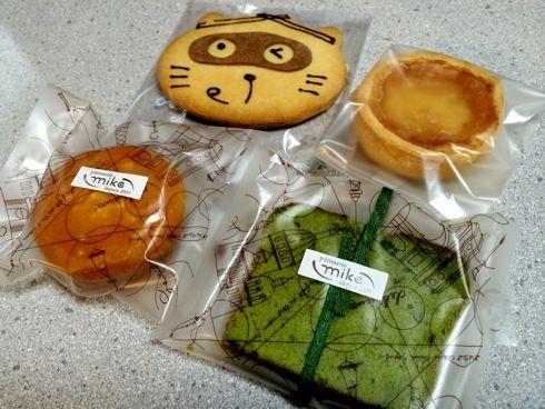東広島・西条 mikeの焼き菓子たち