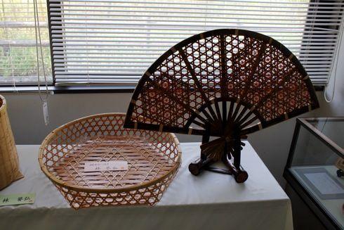 バンブージョイハイランド 竹の展示室2