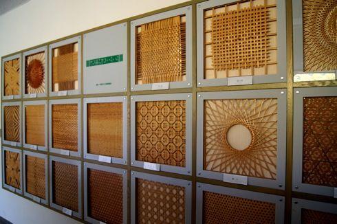 バンブージョイハイランド 竹の展示室3