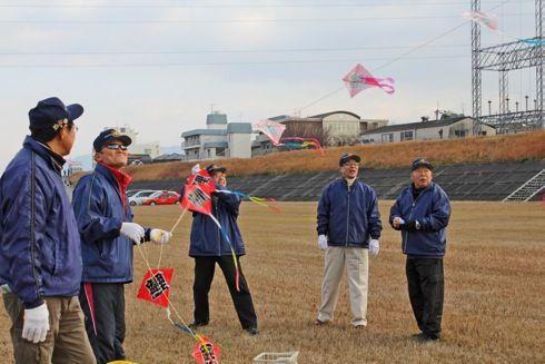 凧揚げ 日本の凧の会